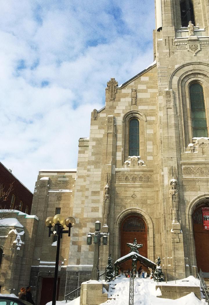 À la découverte de sous-sols d'Église cachés de Montréal, RueMasson