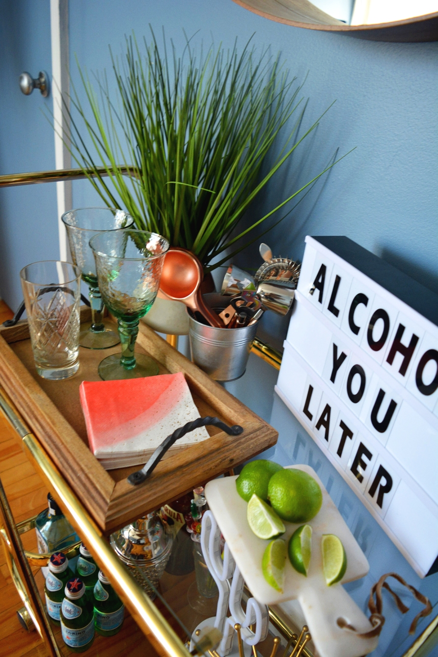 diy bar project maison facile