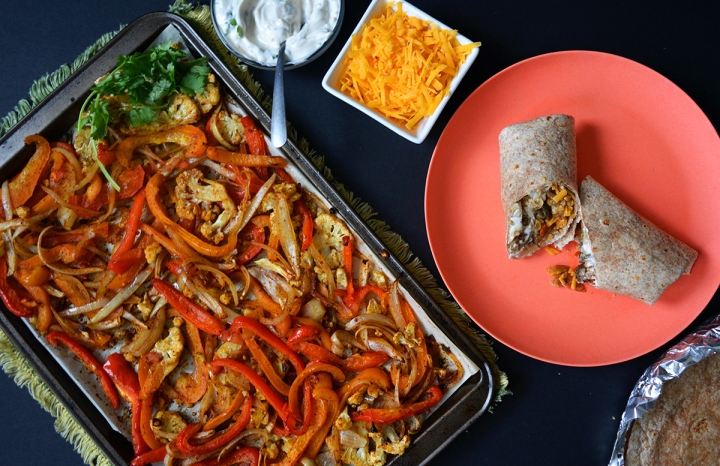 Souper Fajitas «One tray»