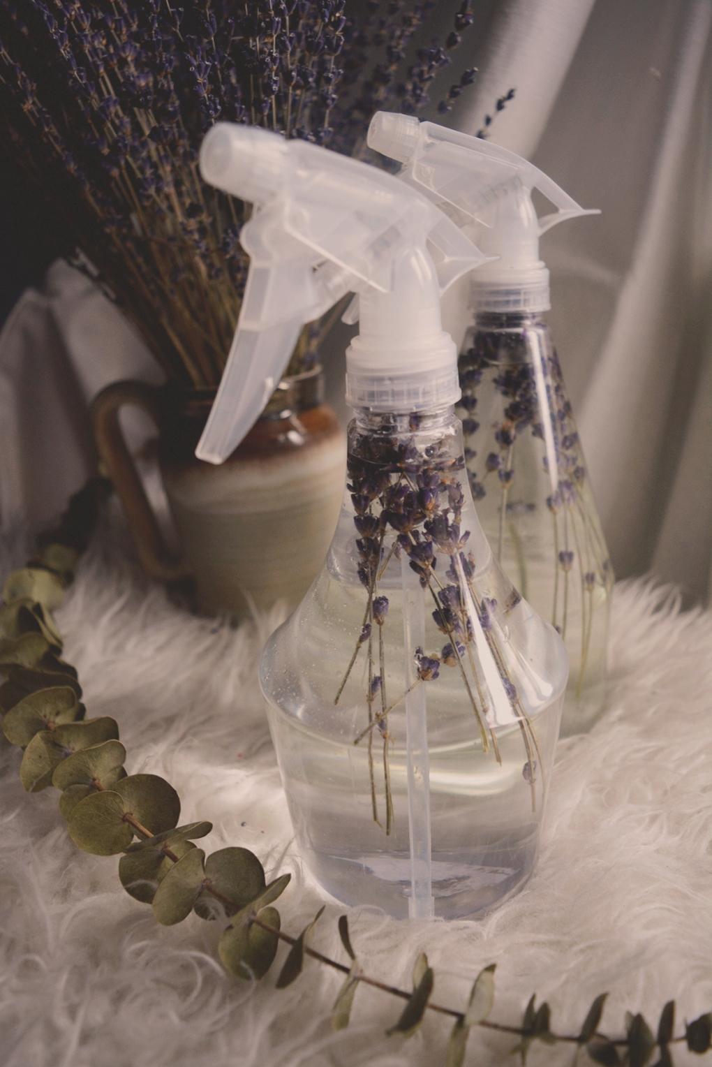 parfum dambiance lavande eucalyptus remède sensbon