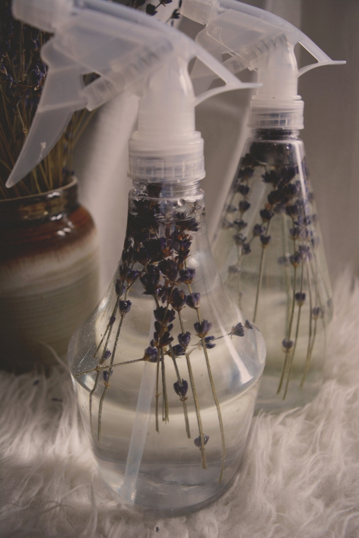 parfum dambiance lavande eucalyptus