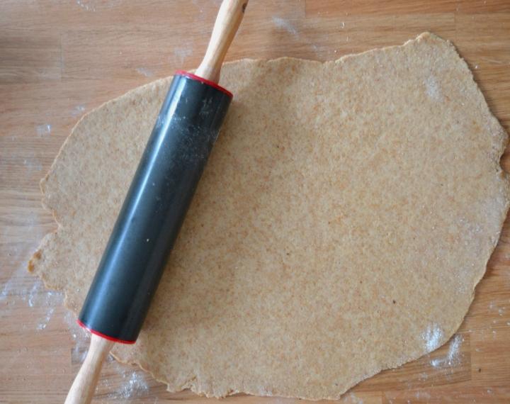 pâte à biscuits pour chiens