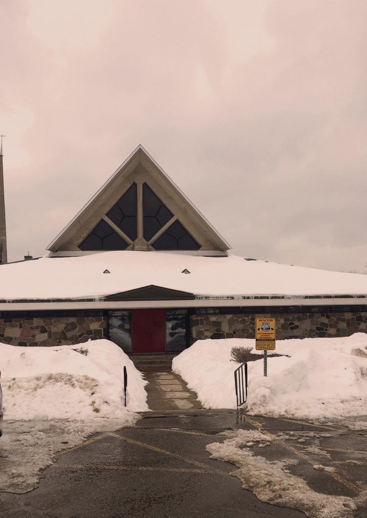 À la découverte de sous-sols d'Église cachés de Montréal, RueBeaubien